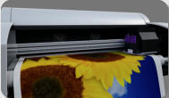 UV LED Inkjet Printing