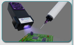 UV LED Curing for Adhesives