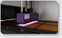 LED UV Curing for Wood Coatings