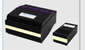 UV LED curing lamp high capability air cooled aimed at UV Inkjet wide format
