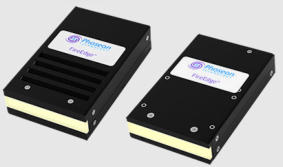 UV LED curing lamp low cost, small form factor air cooled  for « pinning »